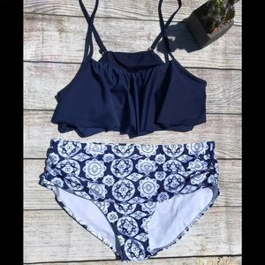NWOT! Two piece swimsuit